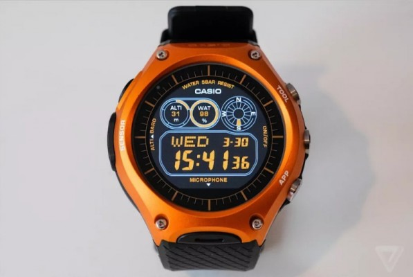 Casio Smart Outdoor Watch