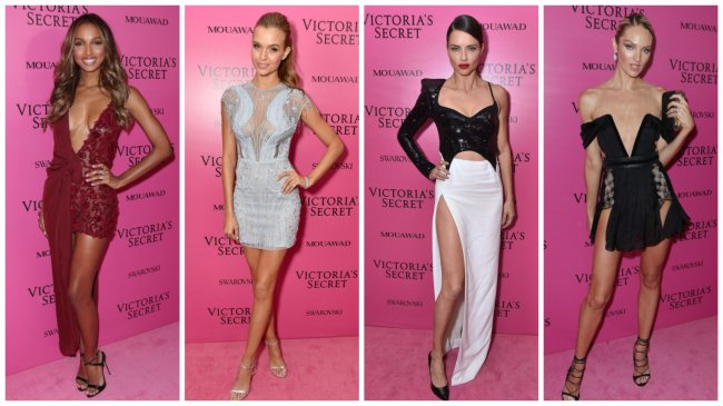 Вечеринка Victoria's Secret Fashion Show