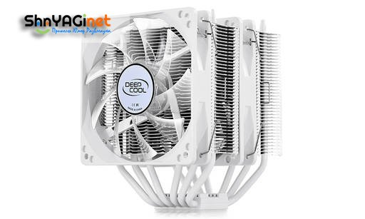 Deepcool NEPTWIN WHITE кулер, deepcool, neptwin white