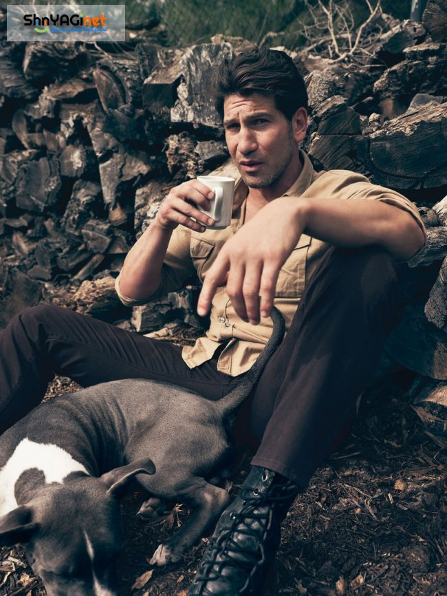 Джон Бернтал на природе jonbernthal, thepunisher, thewalkingdead, windriver, firstman, widows, фотосессия, журнал