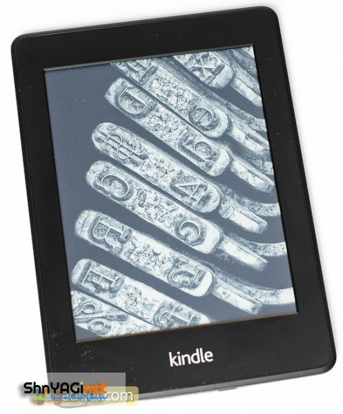 Беглый обзор Amazon Kindle Paperwhite