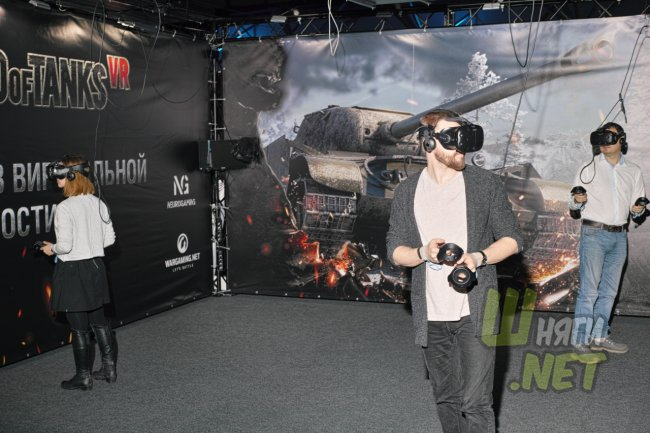 Превью World of Tanks VR превью, world, of, tanks, vr