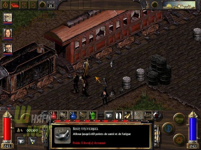 Обзор Arcanum: Of Steamworks and Magick Obscura обзор, arcanum, of steamworks and magick obscura