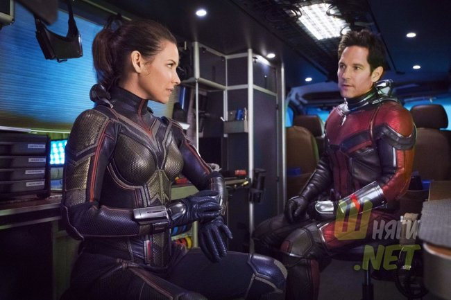 Новые кадры «Человека-муравья и Осы». marvel, ant man and the wasp, ant man, evangeline lilly, paul rudd, michael douglas