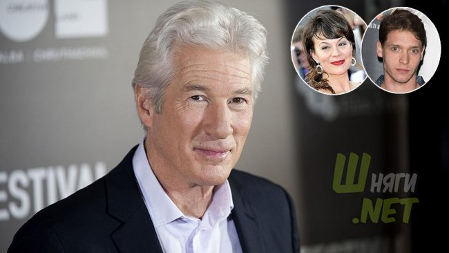 Ричард Гир сыграет в мини-сериале BBC Two «МатьОтецСын». mother father son, richard gere, billy howle, helen mc crory