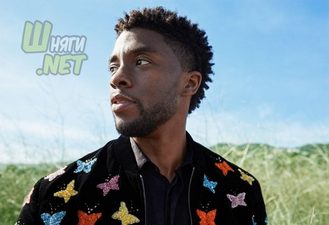 Чедвик Боузман для Esquire. chadwick boseman, black panther, marshall, avengers, infinity war, get on up