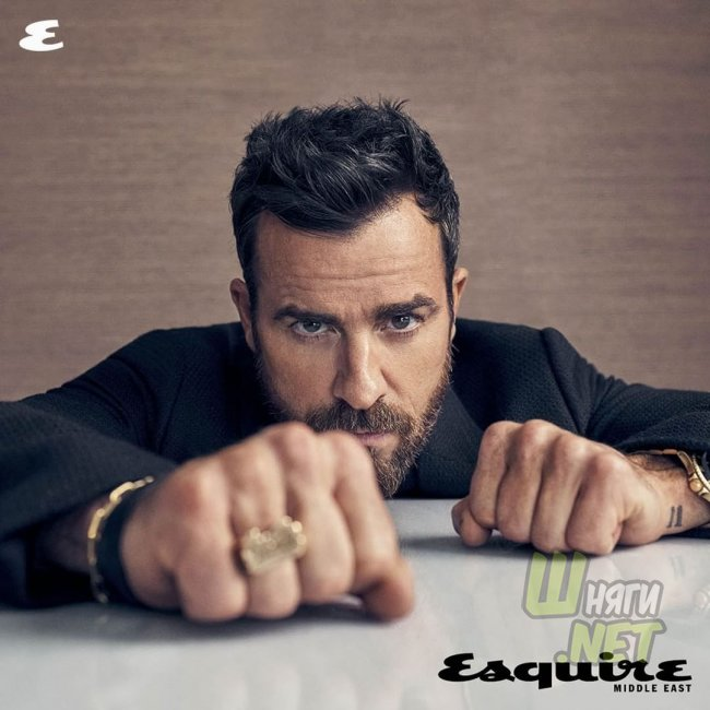 Джастин Теру для Esquire. justin theroux, maniac, the spy who dumped me, the leftovers, lady and the tramp