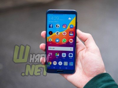Секретики: UMIDIGI F1, EL Y50, Honor View 20, Huawei P Smart (2019), Vivo Nex Dual Screen