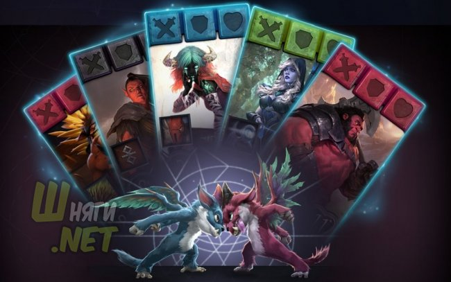 Рецензия на Artifact: The Dota Card Game рецензия, artifact, the dota card game