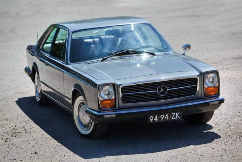 Mercedes-Benz 300 SEL 6.3 Pininfarina Coupe - бастард, которого забыли которого, Pininfarina, забыли, Coupe, бастард, Mercedes-Benz