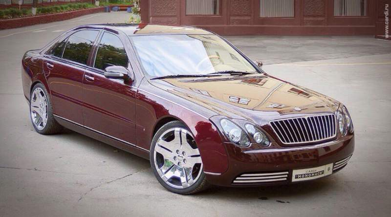 Mercedes-Benz или Maybach? Maybach, Mercedes-Benz